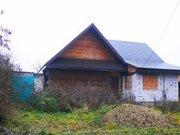 Новый рубленый дом с новой блочной пристр. в г. Чаплыгин Липецкой обл. - Фото 2
