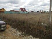 Земельный участок 7 сот д.Дубна Чеховский р-н - Фото 3