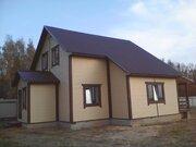 Солнечный бруовой дом в Жуковском Верховье, крайний к лесу. - Фото 2