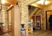 Новый меблированный дом из оцилиндрованного бревна 100м2 4с все ком-ии - Фото 4