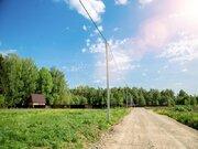 Участок 9 соток, Можайский р-н, Минское шоссе, 97 км - Фото 4