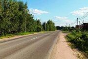 Земельный участок 15 соток д. Гришенки Чеховский район - Фото 2