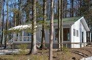 Дом в стиле шале на лесном участке Заовражье - Фото 5