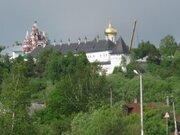 Продаем свой участок прямо на берегу Москвы-реки 20 соток напротив Сав - Фото 1