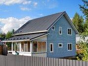 Продается новый дом в 85 км от МКАД по Ярославскому или Щелковскому ш. - Фото 4