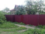 Земельный уч-к 16.5 сот, знп, лпх, с домом S-85.5 м2 в 30 км от МКАД. - Фото 1