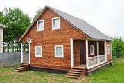 Мебелированный дом из бруса в Бояркино, 151 м2, 8 соток, Рязанское ш. - Фото 3