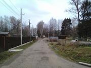 Участок 5 соток, ж/д станция Львовская, пгт Львовский, Подольск. - Фото 1