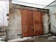 Автобокс с большими воротами и огороженной площадкой - Фото 4