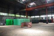 Продажа производства пл. 14000 м2 м. Нагатинская в складском комплексе .
