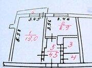 Продается 1-а комн. квартира улуч. планировки, по адресу г. Мира д.6 - Фото 3