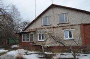 Дом с центральными коммуникациями в черте г. Раменское - Фото 1