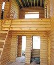 Дом из оцилиндрованного бревна 150м, Раменское, д.Бояркино, - Марково - Фото 4