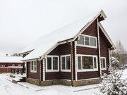 Продаю дом под ключ 163м2,15сот, Дмитровское ш, 45км от МКАД, Ординово - Фото 1