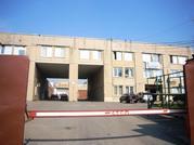Помещение под производство и склад 1000 кв. м, высота потолков: 8 м, п - Фото 1