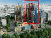 """Продается 1к.кв. ул. М.Ямская в ЖК """"Прайм"""" на 18/18эт. Вид на город!"""
