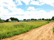 Видовой участок 5 сот. д. Сазонки 39км. от МКАД - Фото 2
