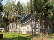Звенигород, Кобяково, дом у леса, сосны на уч-ке, тишина. - Фото 1