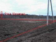 Продам участок 22 сот. под лпх на берегу реки Шухорма в д. Волкуша. - Фото 3