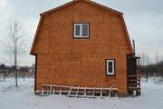 Продается дом 60 кв.м. на участке 8 соток в д.Натальино Раменский р-он - Фото 5
