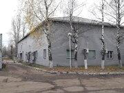 Аренда производственных помещений Новомосковский АО