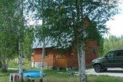 Продаётся Дача с баней в с.т. Крутые берега с выходом в лес - Фото 1