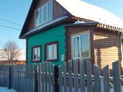 Новый блочный дом 110 м2 с Участком 30 соток в деревне, ИЖС - Фото 2