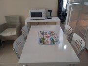 Новая студия с мебелью на средиземном море, Купить квартиру в новостройке от застройщика Аланья, Турция, ID объекта - 312741140 - Фото 4
