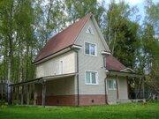 Дом в г. Чехов с центральными коммуникациями на 34 сотках с лесом - Фото 2