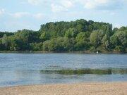 Участок с панорамным видом на реке Ока Симферопольское шоссе - Фото 1
