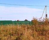 Земельный участок 15 соток д. Тюфанка Чеховский район - Фото 4