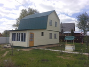 Дом, Баня, 20 соток, Прописка, Малое Маринкино - Фото 1