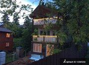 Продам новый 3-х этажный дом в Нахабино - Фото 1