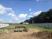 "5,6 соток х. Ленина ЖК ""Виктория"" - Фото 1"