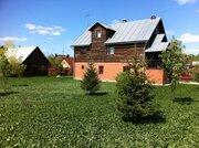 Дом 240 кв.м, Егорьевское ш, д. Осеченки, участок 22 сотки - Фото 1