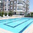 Анталия Лиман Golden Park 1 этаж 95 метров бассейн паркинг с мебелью - Фото 1