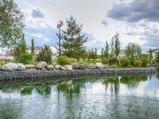 Единственный участок с видом на озеро - Фото 5