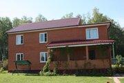 3 эт. дом с газом 30км МКАД по Симферопольскому ш, жилая деревня - Фото 1