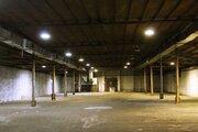 Аренда помещения под теплый склад или производство, м.Водный стадион