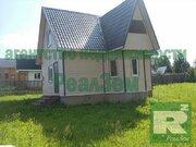 Двухэтажный новый дом 100кв.м. на 6 сотках ( фактически 9соток) - Фото 1