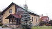 Дом с камином в поселке Токсово - Фото 1