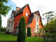 Отличный дом в охраняемом котеджном посёлке на берегу реки клязьма - Фото 1