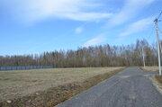 Участок в поселке у реки, д. Заречье, г. Можайск, 85 км Минское шоссе - Фото 2