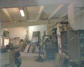 Теплый склад с авторампой 410 кв.м.
