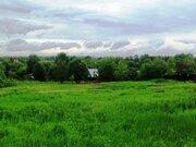Земельный участок 6 соток д. Сергеево Чеховский район - Фото 1