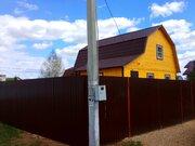 Дом 80 кв м на уч-ке 7 сот, Можайское ш,48 км от МКАД - Фото 5