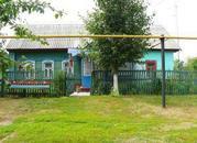 Добротный дом с красивым цветником в г. Чаплыгин Липецкой области - Фото 1