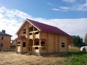 Суздальский р-он.д.Зелени.Новый дом из бревна 165м2. - Фото 2
