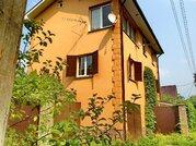Продается дом, баня, гараж, ухоженный участок в 55 км от МКАД. Горьк.ш - Фото 2