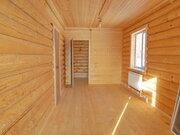 Продается новый дом 200 кв.м. из оцилиндрованного бревна в деревне! - Фото 5